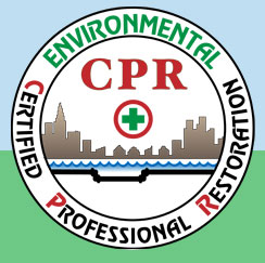 Environmental Certified Professional Restoration Logo